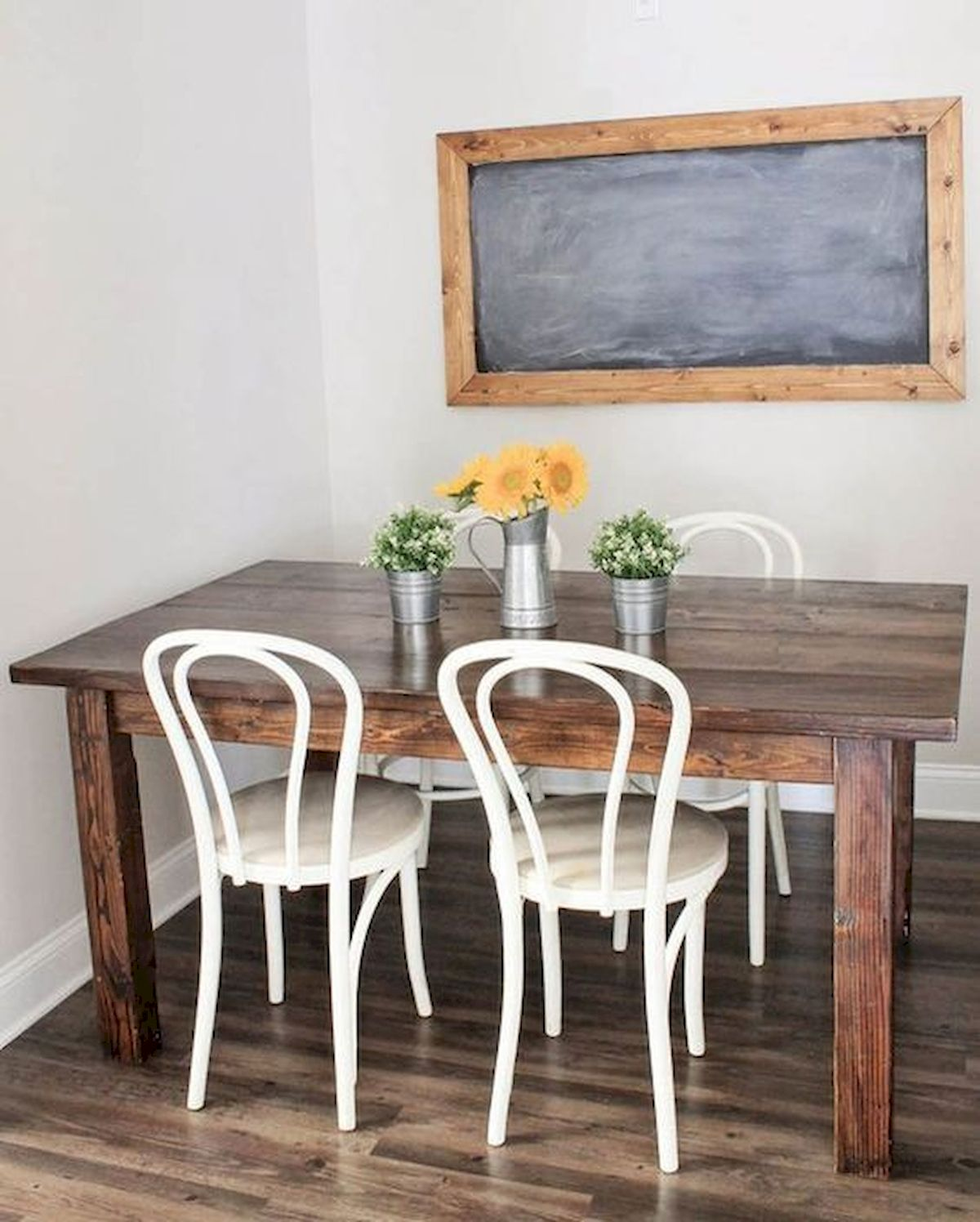 50 Nice DIY Furniture Projects for Dining Rooms Tables Design Ideas (2)