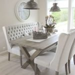 50 Nice DIY Furniture Projects for Dining Rooms Tables Design Ideas (26)