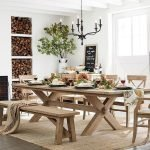 50 Nice DIY Furniture Projects For Dining Rooms Tables Design Ideas (38)