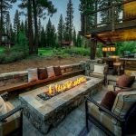 60 Amazing DIY Outdoor and Backyard Fire Pit Ideas On A Budget (10)