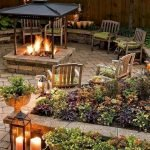 60 Amazing DIY Outdoor and Backyard Fire Pit Ideas On A Budget (12)