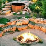 60 Amazing DIY Outdoor and Backyard Fire Pit Ideas On A Budget (13)