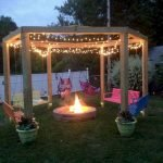 60 Amazing DIY Outdoor and Backyard Fire Pit Ideas On A Budget (26)