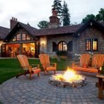 60 Amazing DIY Outdoor and Backyard Fire Pit Ideas On A Budget (34)