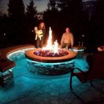 60 Amazing DIY Outdoor and Backyard Fire Pit Ideas On A Budget (39)