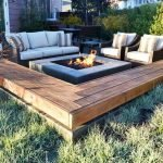 60 Amazing DIY Outdoor and Backyard Fire Pit Ideas On A Budget (43)