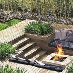 60 Amazing DIY Outdoor and Backyard Fire Pit Ideas On A Budget (47)