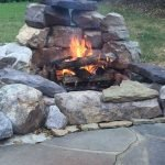 60 Amazing DIY Outdoor and Backyard Fire Pit Ideas On A Budget (50)