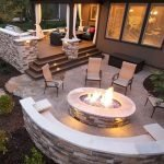 60 Amazing DIY Outdoor and Backyard Fire Pit Ideas On A Budget (52)