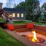 60 Amazing DIY Outdoor and Backyard Fire Pit Ideas On A Budget (8)