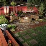 60 Amazing DIY Outdoor and Backyard Fire Pit Ideas On A Budget (9)