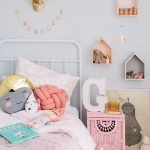 60 Cute DIY Bedroom Design And Decor Ideas For Kids (59)