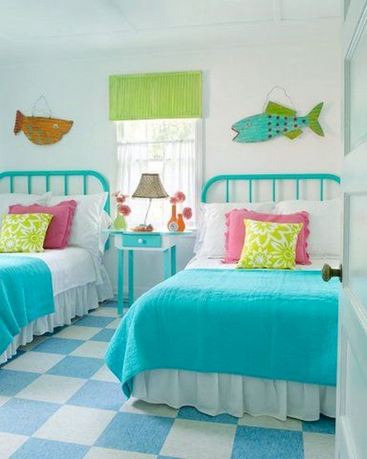 70 Beautiful DIY Colorful Bedroom Design Ideas and Remodel (24)