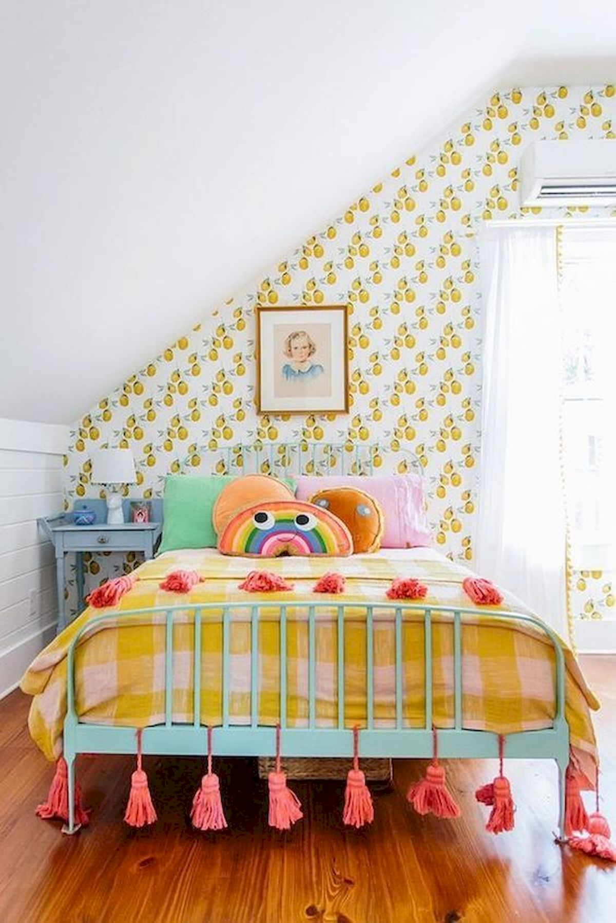 70 Beautiful DIY Colorful Bedroom Design Ideas and Remodel (25)