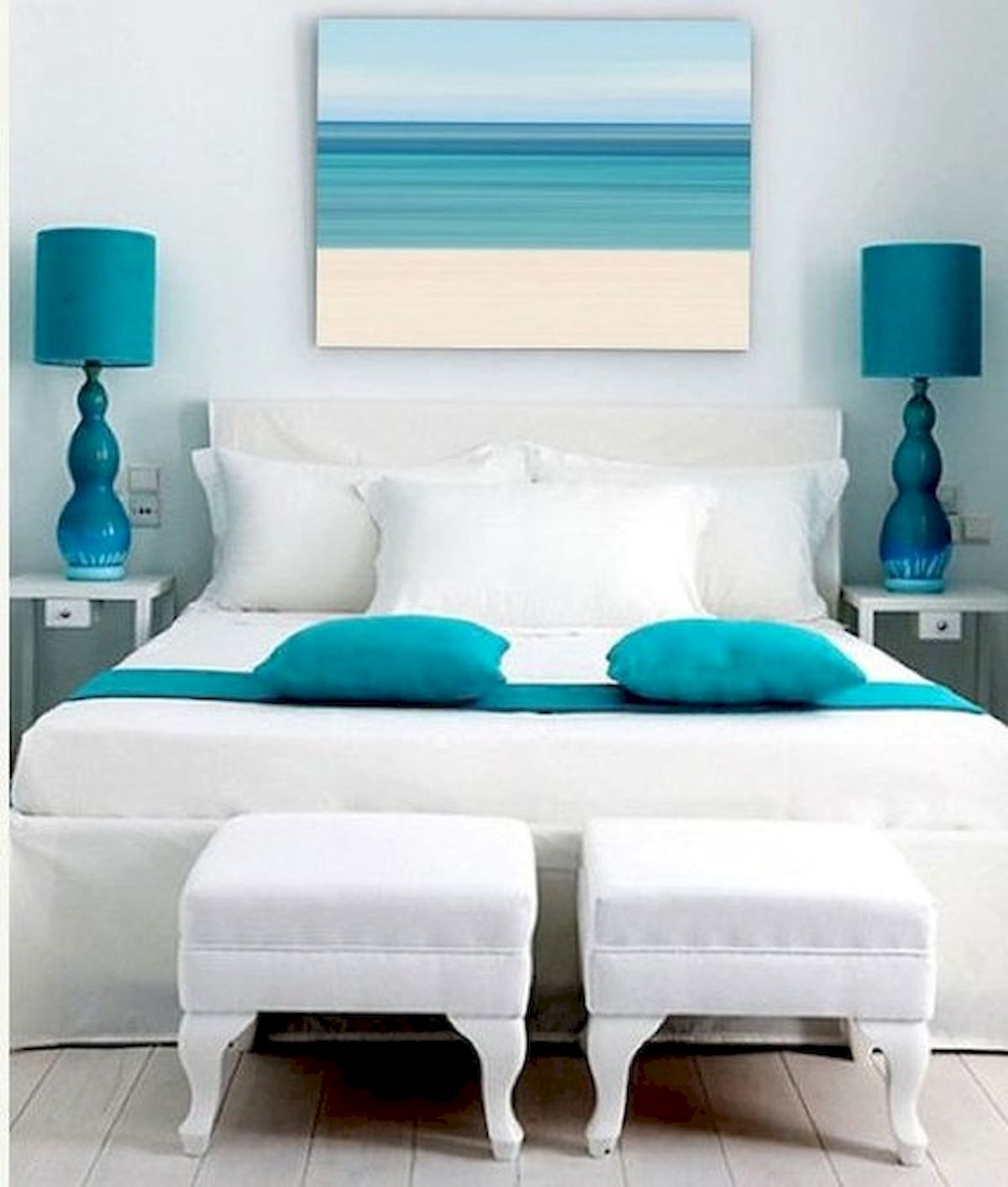 70 Beautiful DIY Colorful Bedroom Design Ideas and Remodel (28)