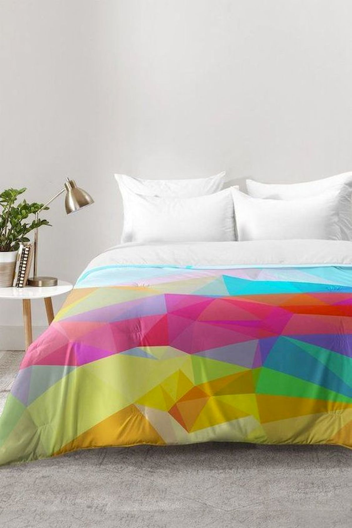 70 Beautiful DIY Colorful Bedroom Design Ideas and Remodel (32)