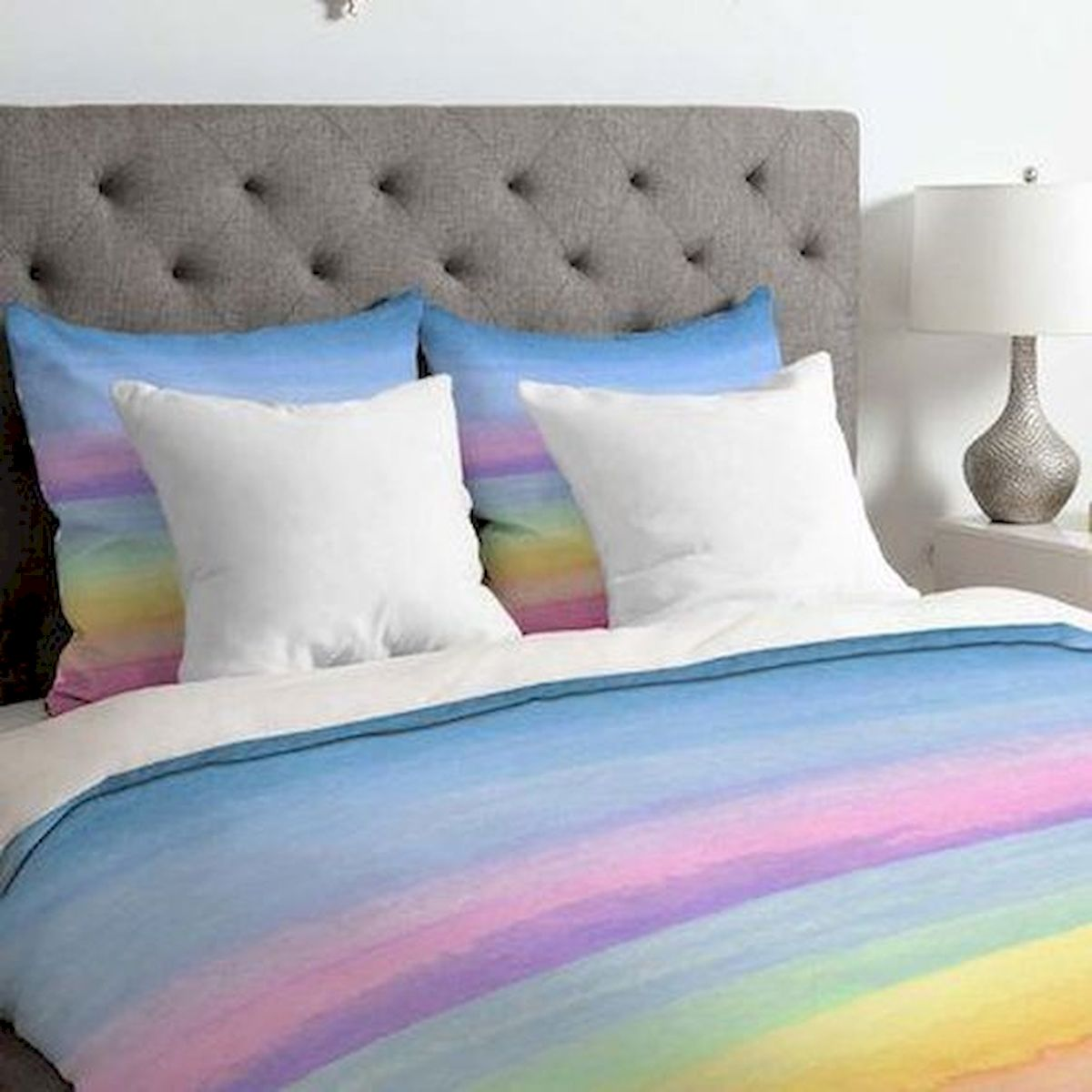 70 Beautiful DIY Colorful Bedroom Design Ideas and Remodel (7)