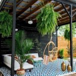 50 Awesome DIY Hanging Plants Ideas For Modern Backyard Garden (10)