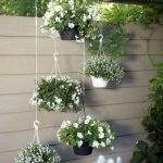 50 Awesome DIY Hanging Plants Ideas For Modern Backyard Garden (44)