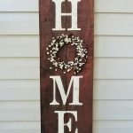 55 Inspiring DIY Farmhouse Decor Ideas On A Budget (20)