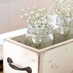 55 Inspiring DIY Farmhouse Decor Ideas On A Budget (33)