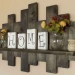 55 Inspiring DIY Farmhouse Decor Ideas On A Budget (43)