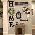 55 Inspiring DIY Farmhouse Decor Ideas On A Budget (49)