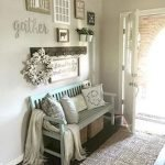 55 Inspiring DIY Farmhouse Decor Ideas On A Budget (5)