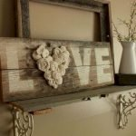 55 Inspiring DIY Farmhouse Decor Ideas On A Budget (50)