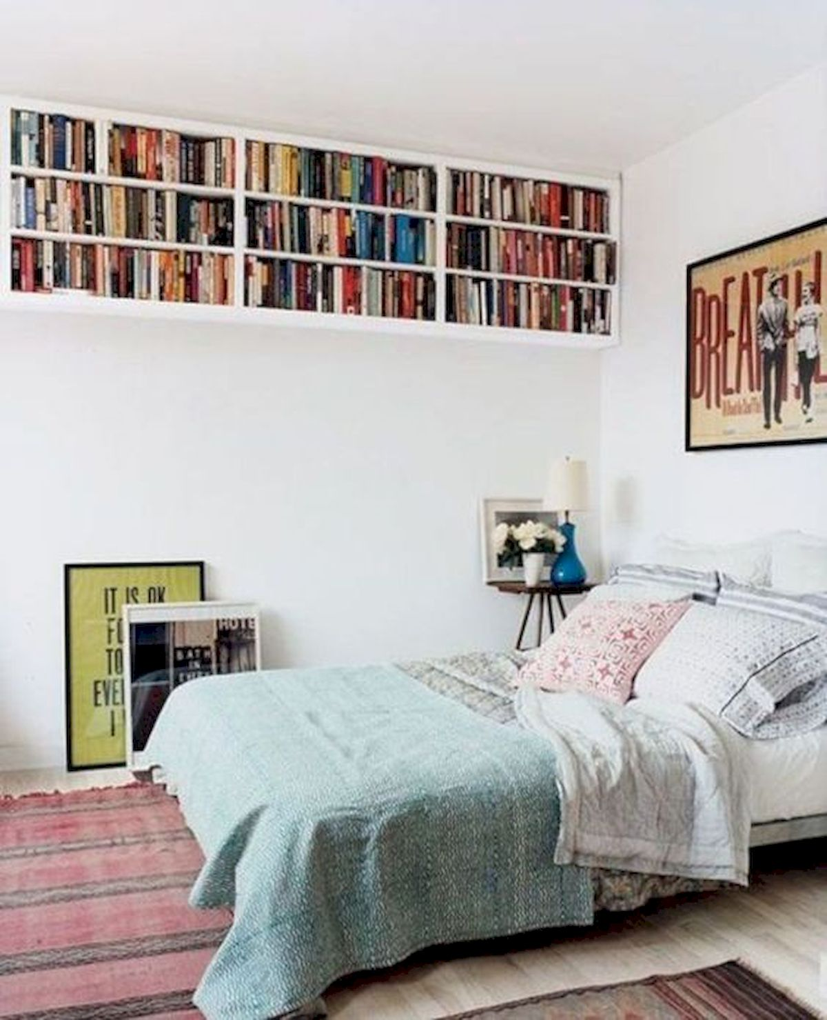 60 Easy and Brilliant DIY Storage Ideas For Small Bedroom (15)