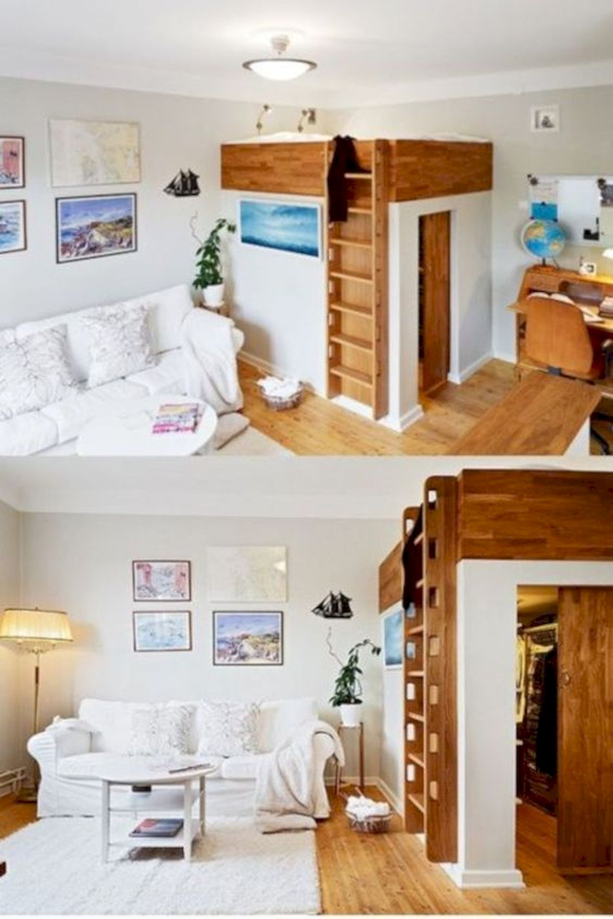 60 Easy and Brilliant DIY Storage Ideas For Small Bedroom (16)