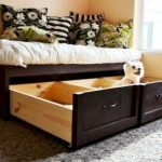 60 Easy And Brilliant DIY Storage Ideas For Small Bedroom (48)