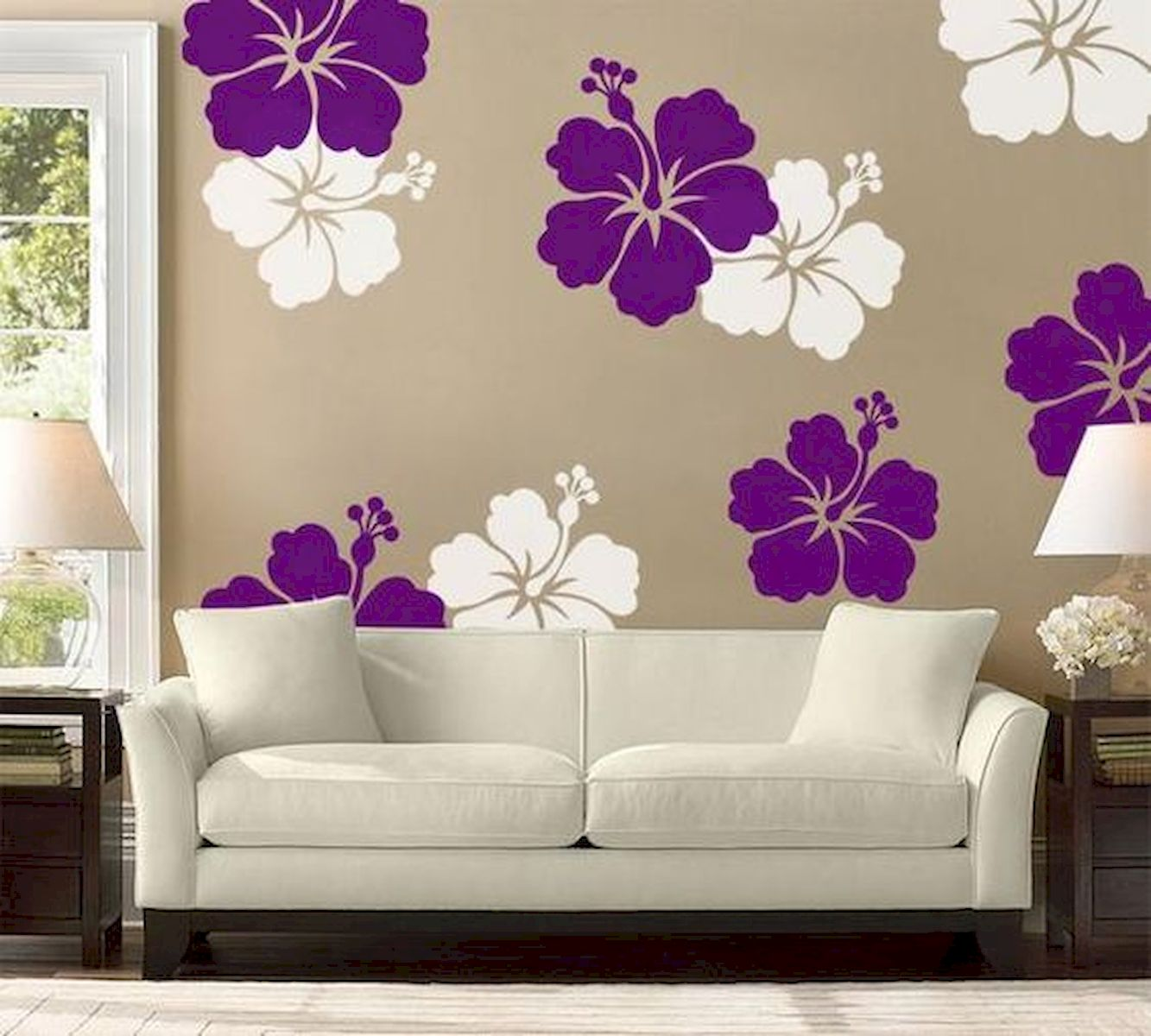 44 Easy But Awesome DIY Wall Painting Ideas To Decorate Your Home (12)