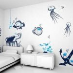 44 Easy But Awesome DIY Wall Painting Ideas To Decorate Your Home (22)