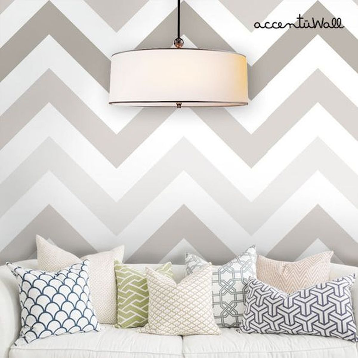 44 Easy but Awesome DIY Wall Painting Ideas to Decorate Your Home (9)