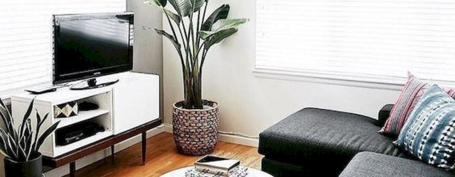 45 Brilliant DIY Living Room Design and Decor Ideas for Small Apartment (1)
