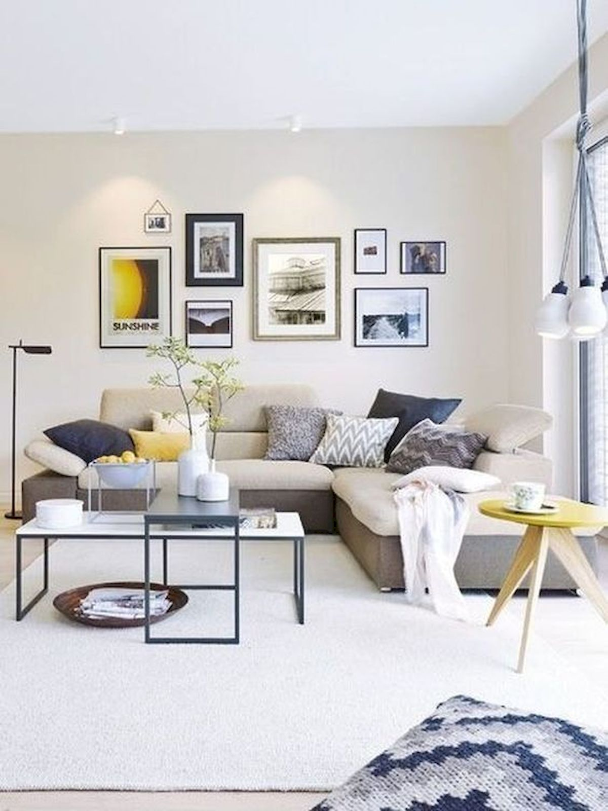 45 Brilliant DIY Living Room Design And Decor Ideas For Small Apartment (2)