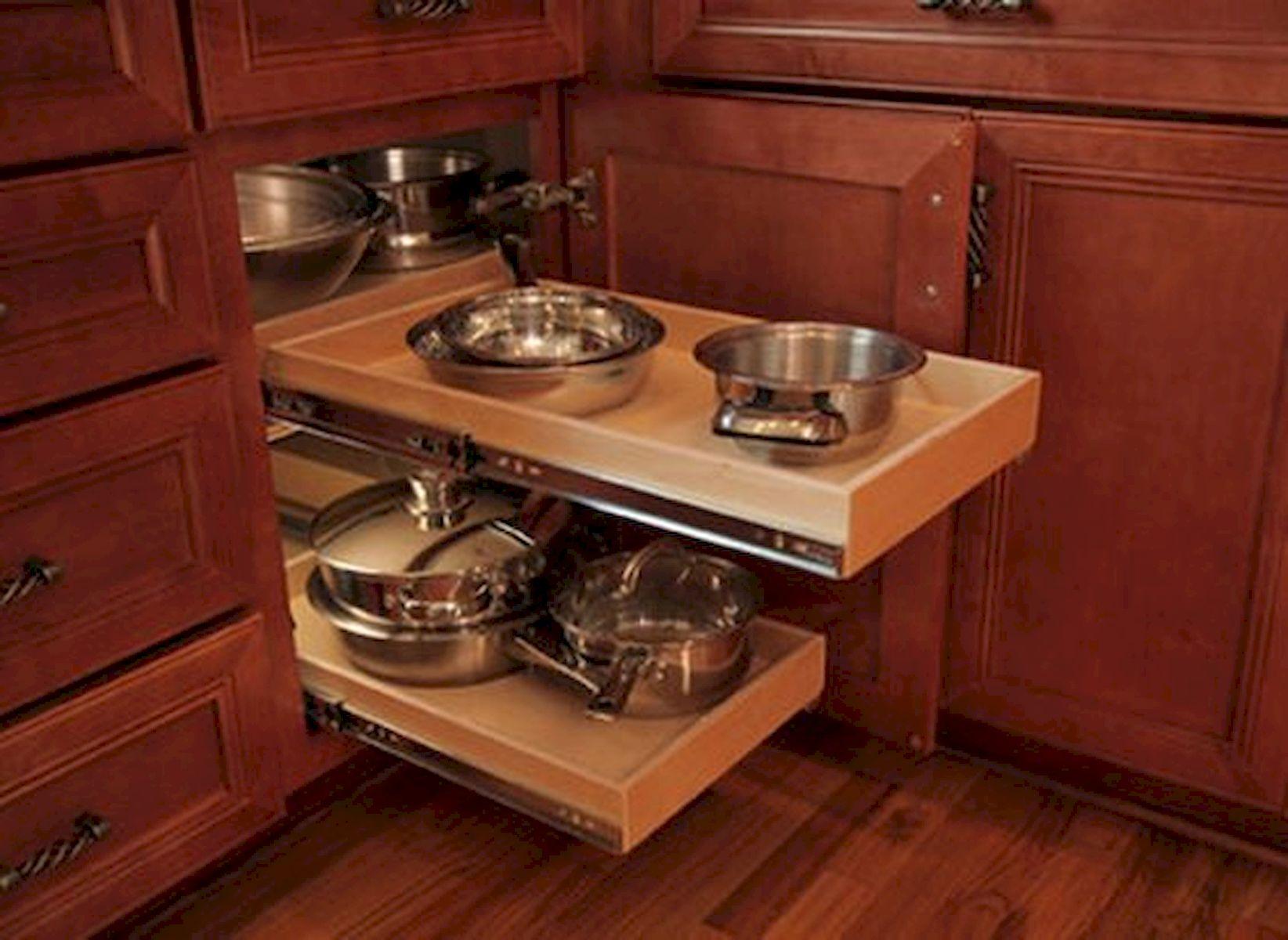 46 Creative DIY Small Kitchen Storage Ideas (1)