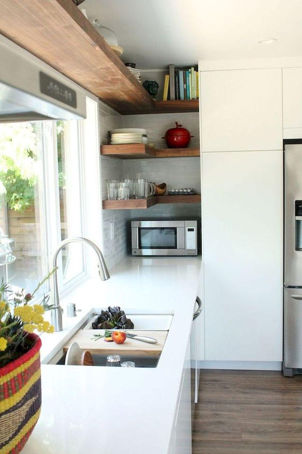 46 Creative DIY Small Kitchen Storage Ideas (13)