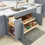 46 Creative DIY Small Kitchen Storage Ideas (18)