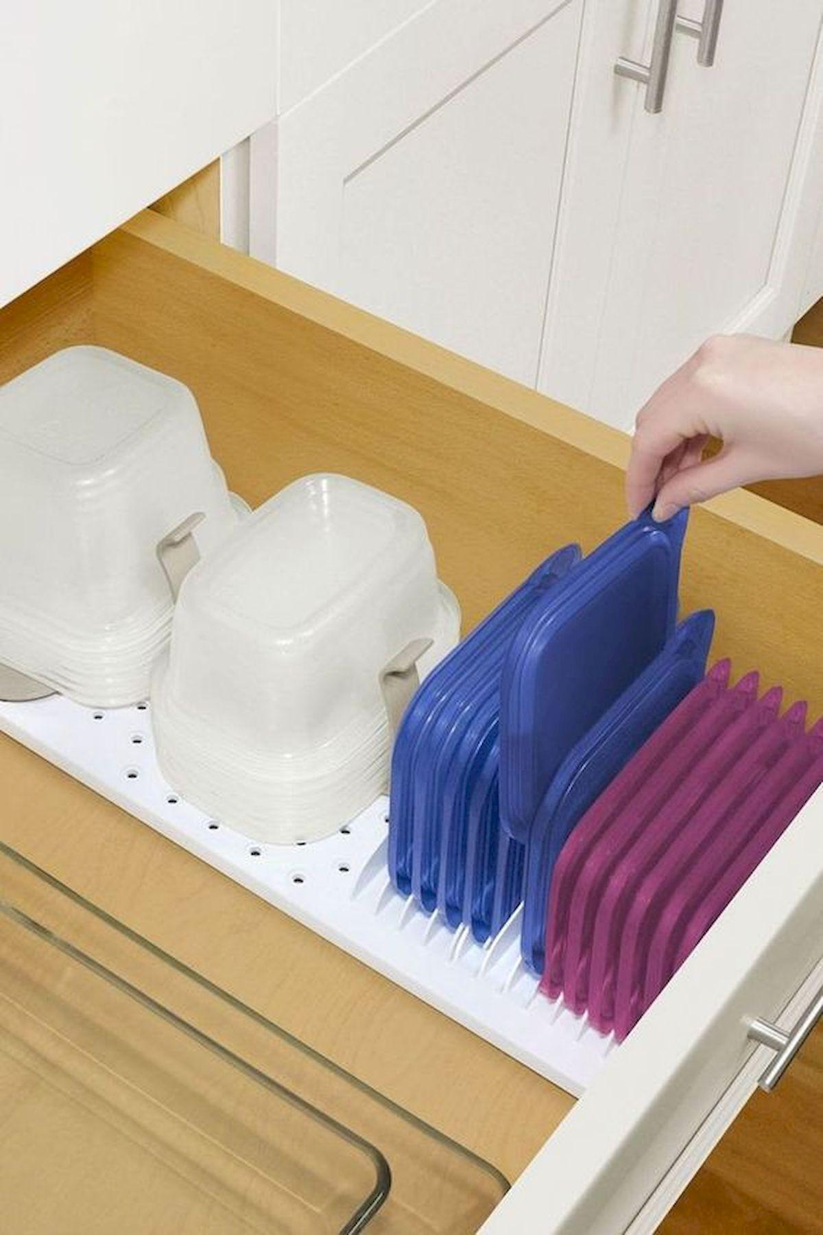 46 Creative DIY Small Kitchen Storage Ideas (42)