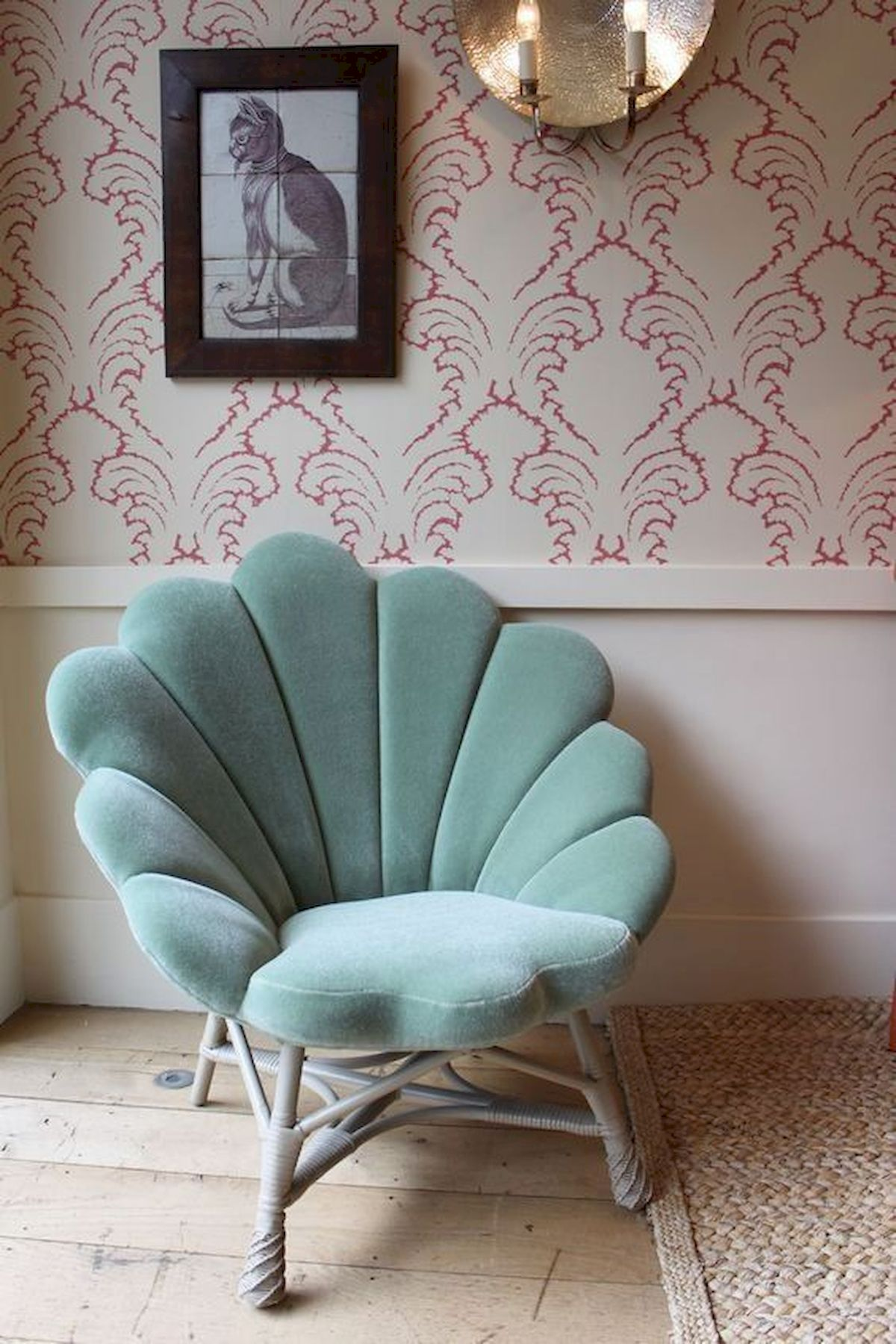 50 DIY Relaxing Chairs Design Ideas That Will Make Your Home Look Great (44)