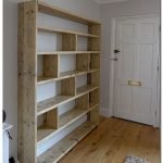 50 Easy DIY Bookshelf Design Ideas (12)