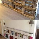 50 Easy DIY Bookshelf Design Ideas (2)