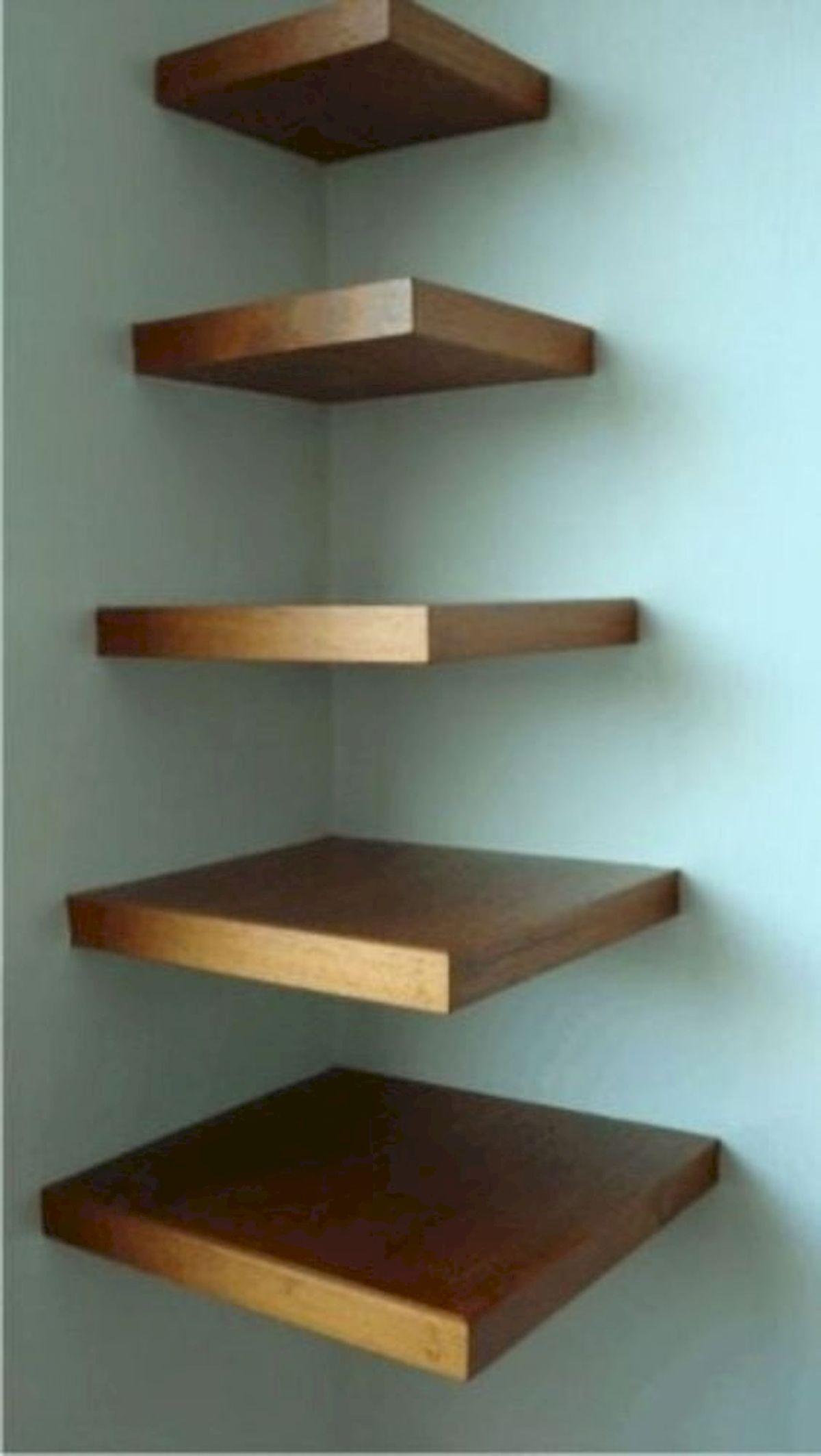 50 Easy DIY Bookshelf Design Ideas (24)