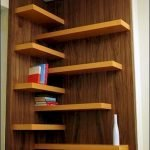 50 Easy DIY Bookshelf Design Ideas (25)