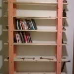 50 Easy DIY Bookshelf Design Ideas (27)