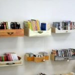 50 Easy DIY Bookshelf Design Ideas (34)