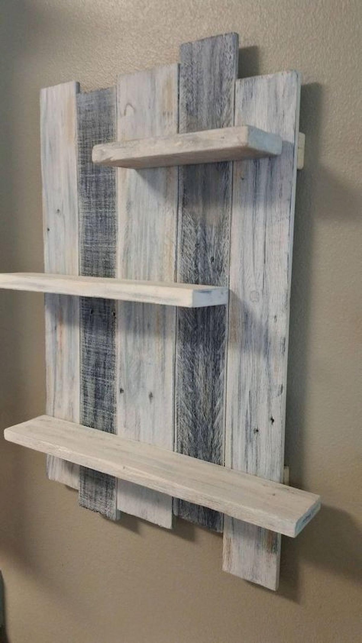 50 Easy DIY Bookshelf Design Ideas (46)