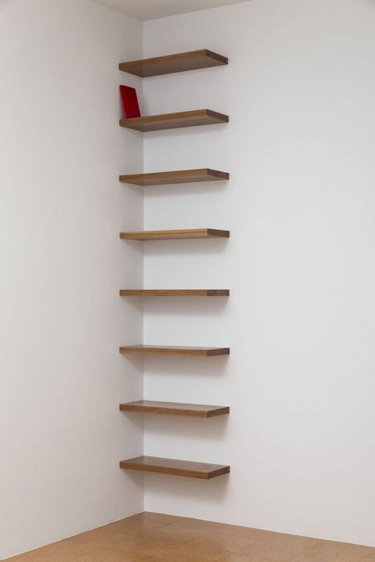 50 Easy DIY Bookshelf Design Ideas (49)